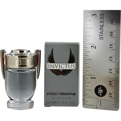 Paco Rabanne Invictus 5ml Edt Spray Mini Amazoncouk Beauty