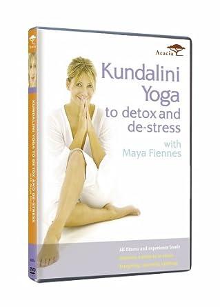 Kundalini Yoga - to Detox and Destress Reino Unido DVD ...
