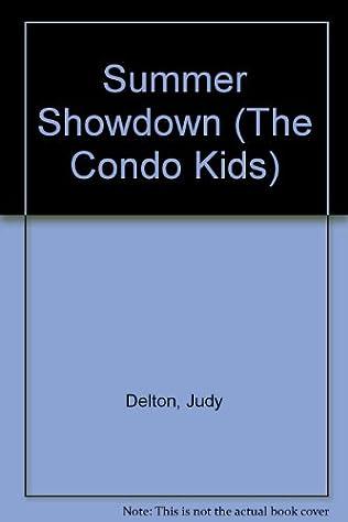 book cover of Summer Showdown