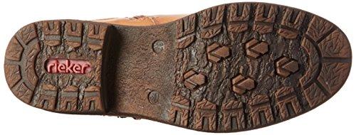 Rieker 94758, Botas de caña alta Marrón (cayenne/schoko / 24)