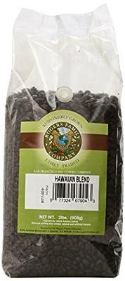 Rogers Family Company Whole Bean Coffee, Hawaiian Blend, 32 Ounce