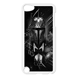 iPod Touch 5 Case White star wars boba fett E4O5MU