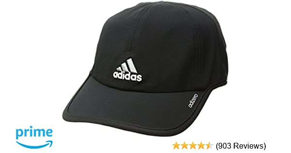 Amazon.com  adidas Men s Adizero Cap 737fdc898a6c