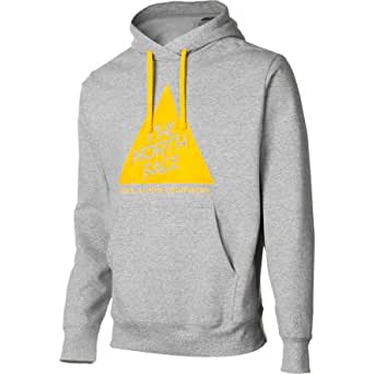 The North Face Alpine Peak Pullover Hoodie Men's Heather Grey S