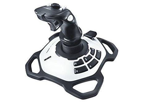 Renewed Logitech Extreme 3D Pro 963290-0403 Joystick For Windows PC and Mac