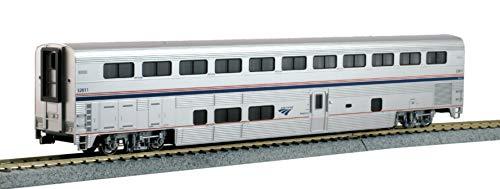 Kato USA Model Train Products 35-6085 HO Amtrak Superliner Sleeper Phase VI #32011