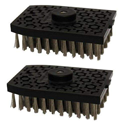 Nexgrill Grill Brush Replacement Heads (2-Pack) ()