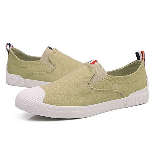 Uomo cachi Espadrillas Footwear Lazy Espadrillas Lazy Uomo Footwear 0p66wY
