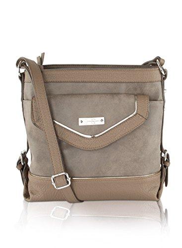 Jessica Leather Wallet (Jessica Simpson Britney Crossbody Bag -)