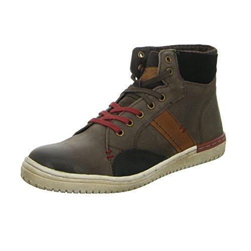 04 Leder Sneaker Paar Z11 Zwei Gepolstert BOXX Z11 Weich Herren Schnürsenkel OwFSEqC