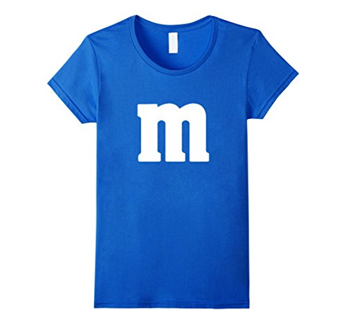 Womens M Halloween Costume Shirt Small Royal (Royal Blue Halloween Costumes)