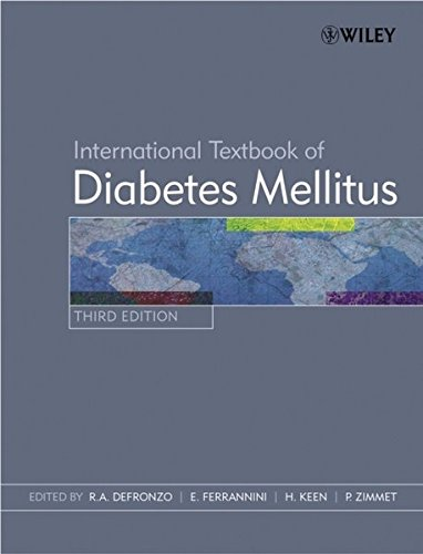 International Textbook of Diabetes Mellitus (Wiley Reference Series in Biostatistics) (Two Volume Set)
