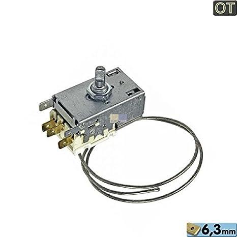 UNIVERSAL Thermostat Temperaturregler Umluft Kühler Kühlschrank Ranco K50-H1121