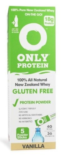 Only Protein Drink, Vanilla, 5 Count