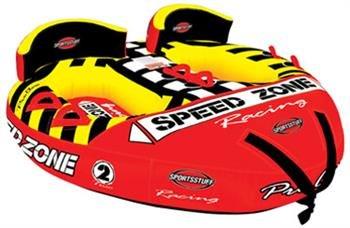Sportsstuff Speedzone Towable Tube (Sportsstuff Speedzone 2 Inflatable Tube)