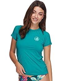 10e0346e02bb1 Women s Smoothies In Motion Short Sleeve Rashguard