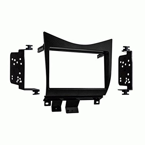Metra 95-7862 Double DIN Installation Dash Kit for Honda Accord (Honda Accord Dash Kit)