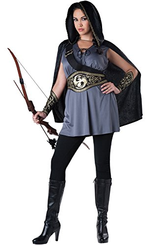 InCharacter Costumes Women's Plus-Size Midnight Huntress Plus Size