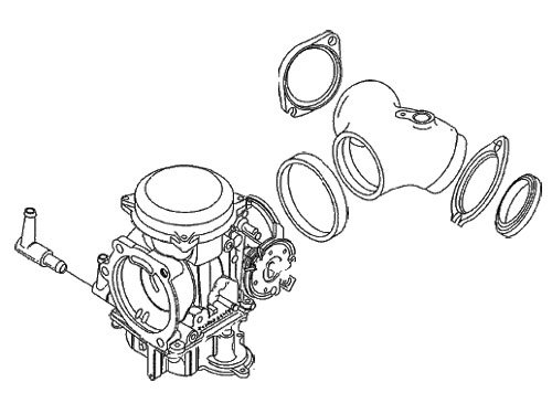 keihin-carburetor-1-piece-hose-fitting-brass