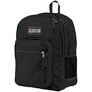 Amazon.com: New Trans SuperMax Laptop Backpack by JanSport Black ...