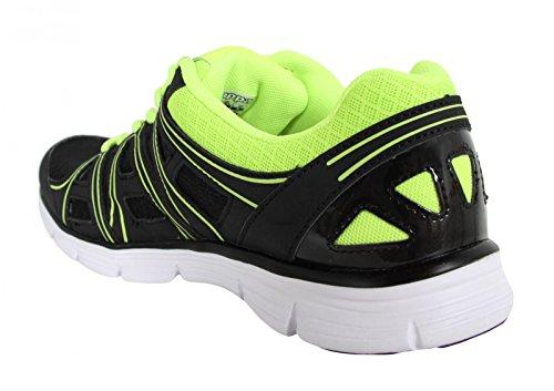 Scarpe sport per Uomo e Donna KAPPA 302X9B0 ULAKER C17 BLACK
