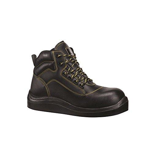 Hi Road Montantes Lemaitre HRO Chaussures de SRA Sécurité Noir Sirocco SBP qRq0wZxa