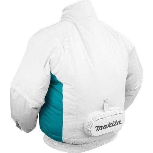 Makita DFJ201ZM  18V LXT Lithium-Ion Cordless Fan Jacket, Medium