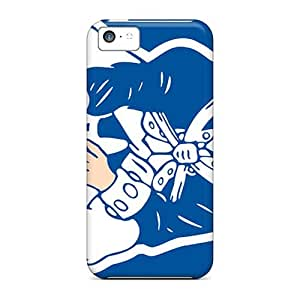 GAwilliam Iphone 5c Hybrid Tpu Case Cover Silicon Bumper New England Patriots