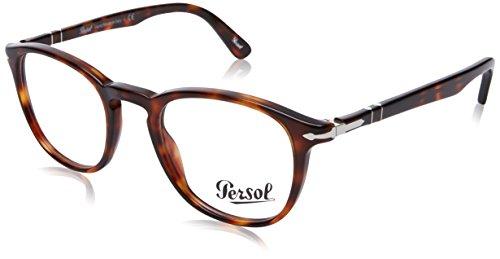 Persol Men's PO3143V Eyeglasses Havana - Glasses Optical Mens 2017