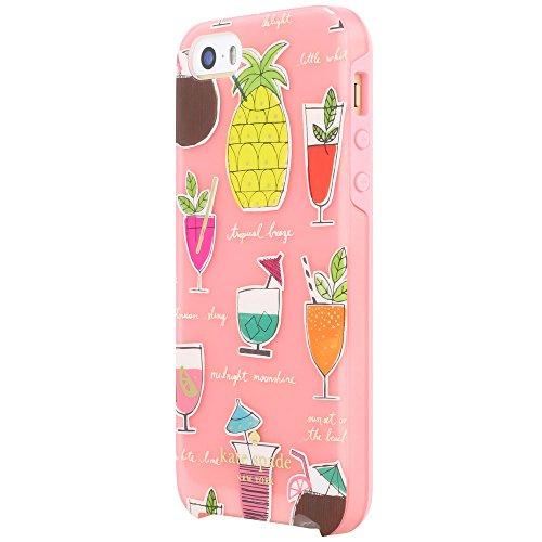 Kate Spade New York iPhone 5/5s/SE - Cocktail Pink