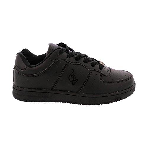 Baby Phat Women's Ariel Black/Mono Fashion Sneakers
