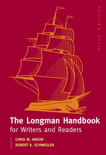 Longman Handbook for Writers and Readers, The (with MyCompLab NEW with Pearson eText Student Access Code Card) (5th Edit
