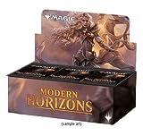 Magic MTG Modern Horizons Booster Box - 36 Packs of 15 Cards Each
