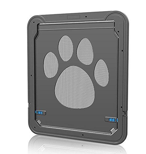 Puerta para Mascotas, Yopank Puerta para perros y gatos de fácil ...
