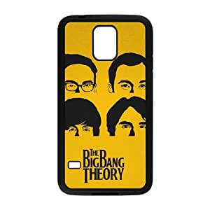 The Big Bang Theory Samsung Galaxy S5 Cell Phone Case Black yyfD-231696