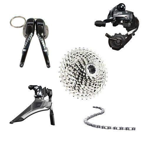 SRAM Force 22 Groupset 2x11 Speed 11-36T Cassette Groupset Kit 5 piece #SY3422-Self B07KJ5NCSL