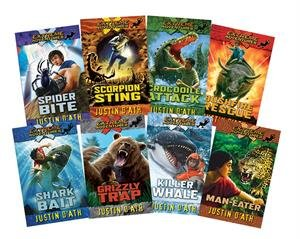 Download Extreme Adventures Complete Collection (8) pdf epub