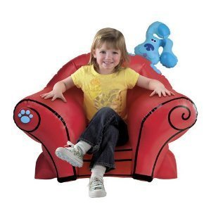 Nick Jrs Blues Clues Musical Thinking Chair