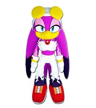 """GE animación 52678 Sonic el Erizo Wave la Golondrina de Peluche de Felpa, 13 """""""