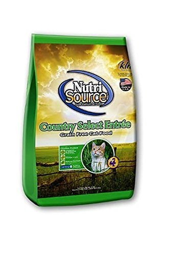 NutriSource NS GF Country Select Cat 2.2  by NutriSource