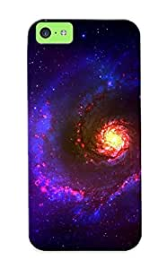 Awesome Design Sci Fi Science Fiction Galaxy Stars Nebula Color Dust Space Universe Hard Case Cover For Iphone 5c(gift For Lovers)