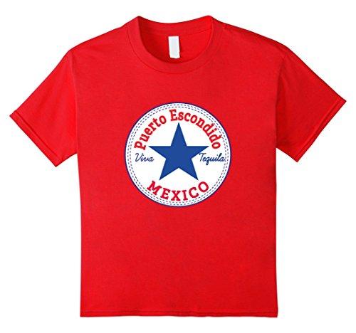 kids-puerto-escondido-oaxaca-mexico-t-shirt-viva-tequila-10-red