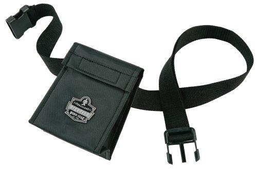 Carry Pouch for Mouthbit Respirators, Includes Waist Belt, Clover Flap Closure, 5
