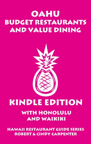 Amazon Com Oahu Budget Restaurants And Value Dining With