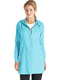 Coolibar UPF 50+ Women's Beach Shirt - Sun Protective