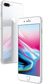 Iphone 8 Plus Apple Prata, 128gb Desbloqueado - Mx252br/a