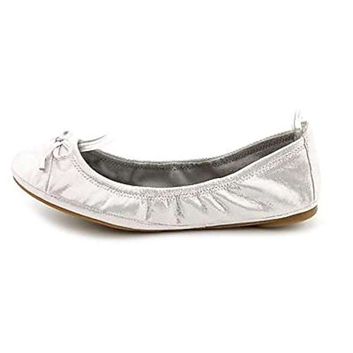 Marc Fisher - Mocasines para mujer plata