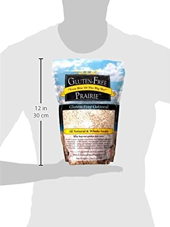 Avena Prairie sin gluten: Amazon.com: Grocery & Gourmet Food