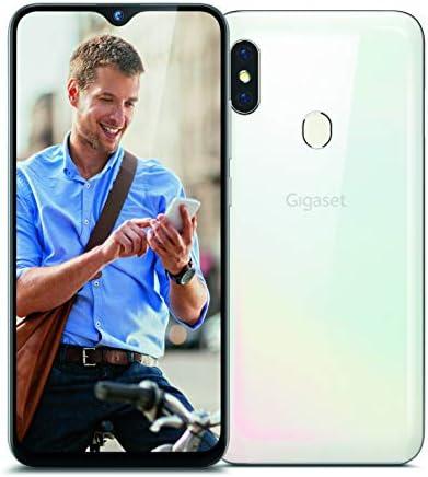 Gigaset Gs290 Allrounder Smartphone 16 00 Cm 6 3 Zoll V Notch Display 4gb Ram 64gb Speicher Android 10 Ohne Vertrag Mit Clearcover Zum Schutz Pearl White Elektronik