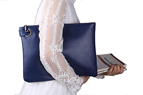 Blue ZoonaiPoschette Donna ZoonaiPoschette Blue Giorno ZoonaiPoschette Giorno Giorno ZoonaiPoschette Donna Donna Blue 54Rjq3AL